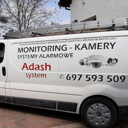 Monitoring Kielce Nowiny Adash System