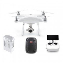 DJI Phantom 4 Advanced Plus 4K Drone With Collision Avoidance & Free H